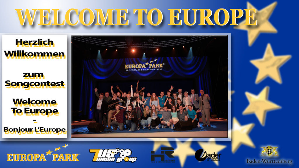 Euro-Musique 2020 – – – Welcome To Europe – Bonjour L'Europe