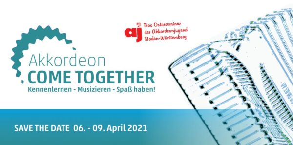 Osterseminar 2021 – Save The Date!